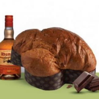 colomba cuba rum cioccolato gabbiano